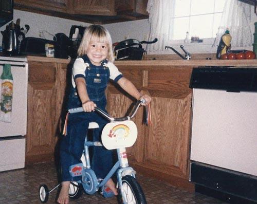 My first bike!