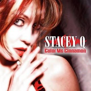 Stacey Q - Color Me Cinnamon