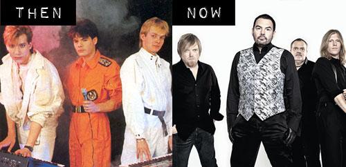 Then & Now: Alphaville