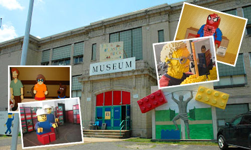 Toy and Plastic Brick Museum
