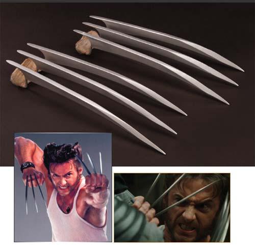 X-MEN Wolverine Claws