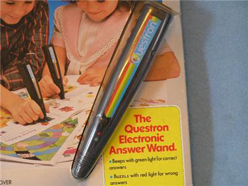 Questron Electronic Answer Wand