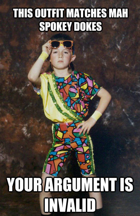 80s Hipster Kid