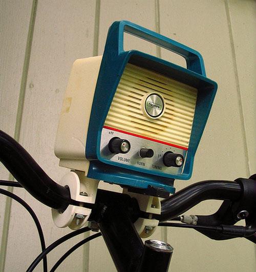 Bicycle Radio