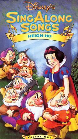 Disney Singalong Songs - Heigh Ho