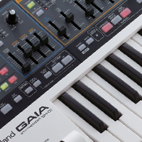 More about my obsession with keyboards & synthesizers…