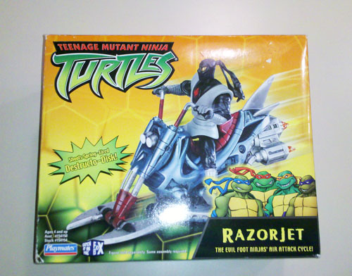 TMNT Razorjet