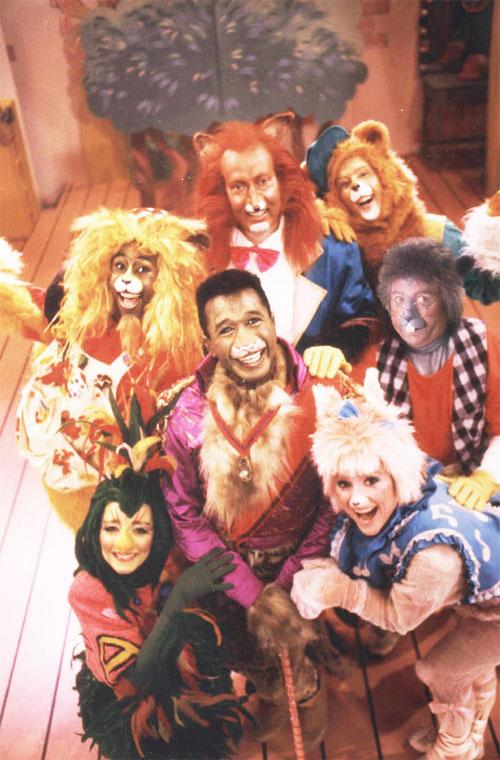 Zoobilee Zoo Cast