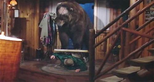 Bald Headed Killer Bear of Clare County