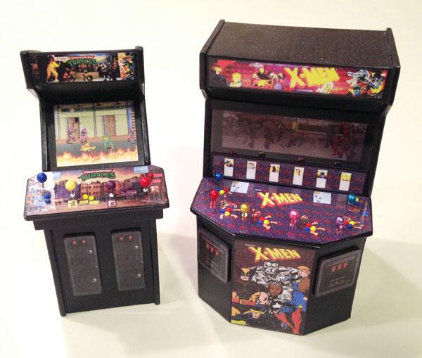 Custom Mini Arcade Cabinets