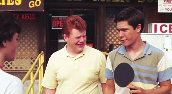 Lyle & Andy, Ping Pong Bullies