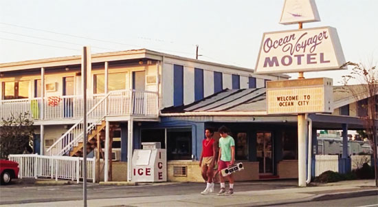 Ocean City in the 1980s